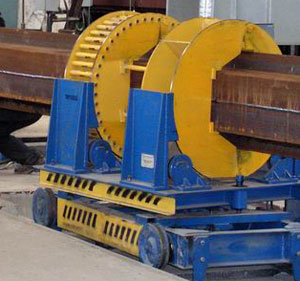 Ring type rotator