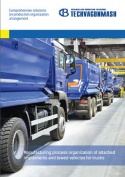 "Booklet ""Equipment for manufacturing of attached implements and towed vehicles for trucks"""