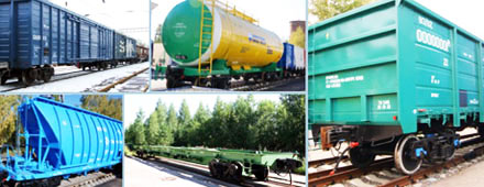 Freight cars production engineering