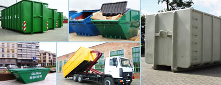 Ladle and roller containers production engineering