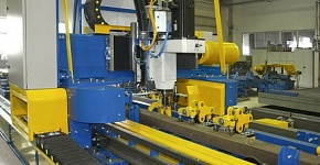 Automated drilling centers